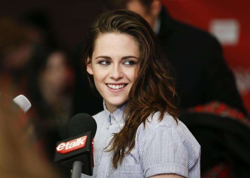 Actress Kristen Stewart was born April 9, 1990.
