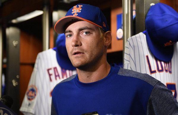 New York Mets pitcher Seth Lugo speaks to