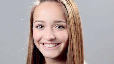 Allie Stanya, a junior pitcher at Babylon on