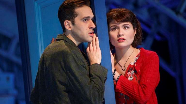 Phillipa Soo plays the show's titular heroine while