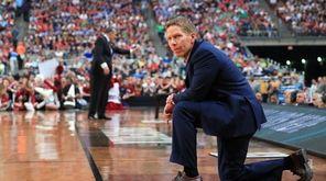 GLENDALE, AZ - APRIL 01: Head coach Mark