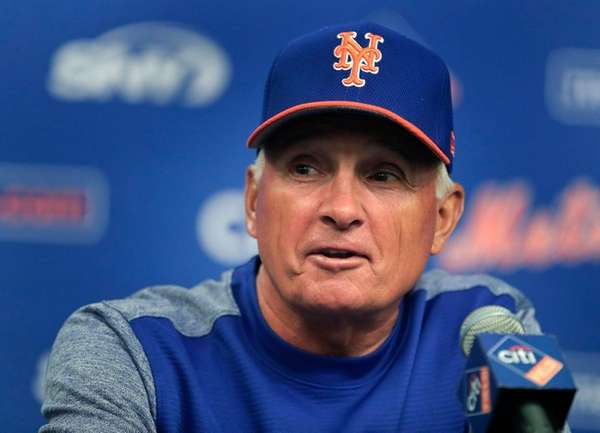 Terry Collins will begin his seventh season Monday