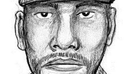 Nassau County police released this sketch of a