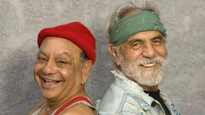 Cheech & Chong, and more comedians who push