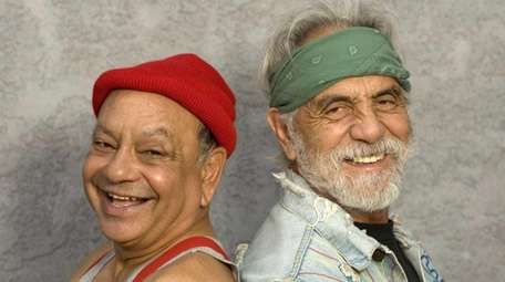 Cheech & Chong, and more comedians who push