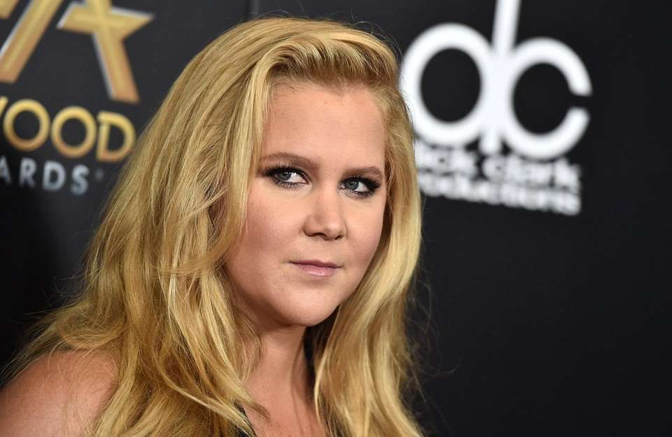 Rockville Centre-raised Amy Schumer uses playful irony to