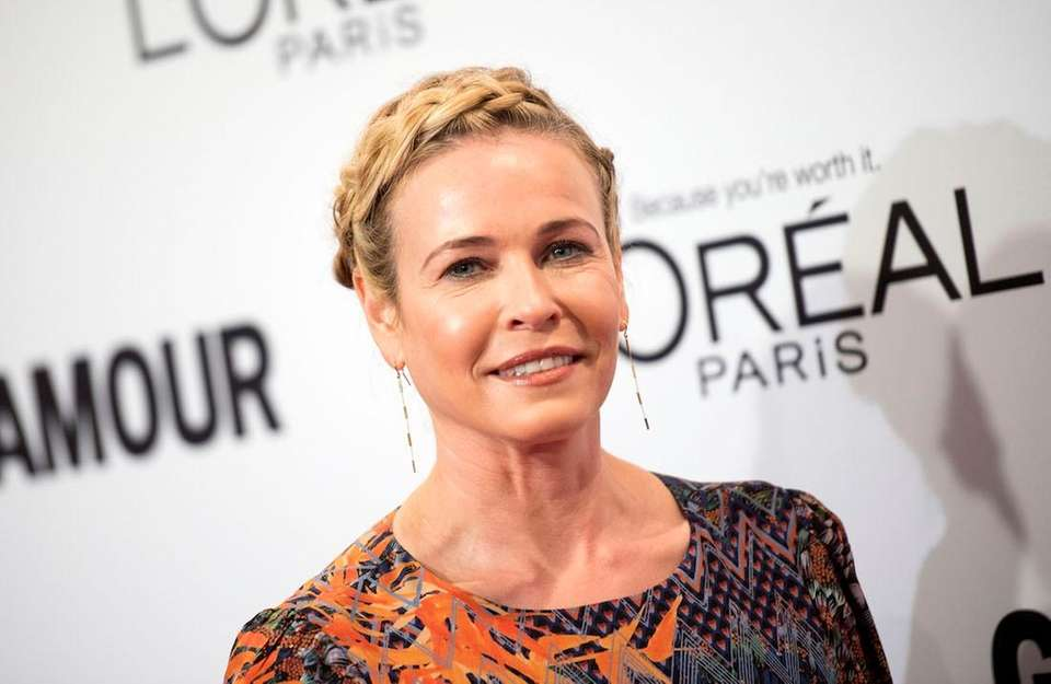 Chelsea Handler says whatever is on her mind