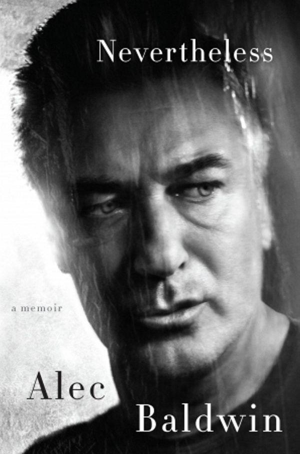Alec Baldwin's second memoir,