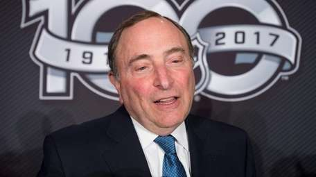 The NHL announced Monday, April 3, 2017 that