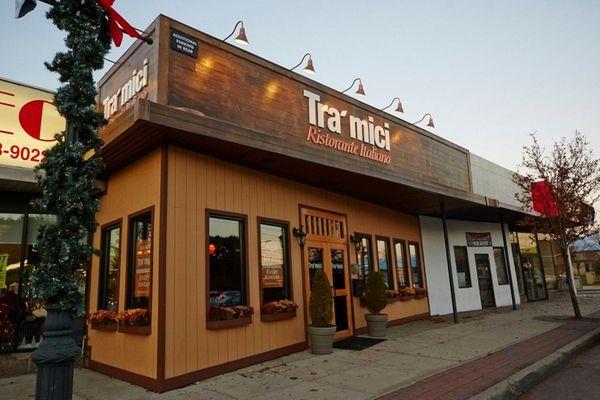 Italian Restaurant At Merrick Park