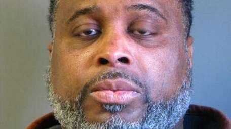Royce Potts, 46, of Queens, was arrested Monday,