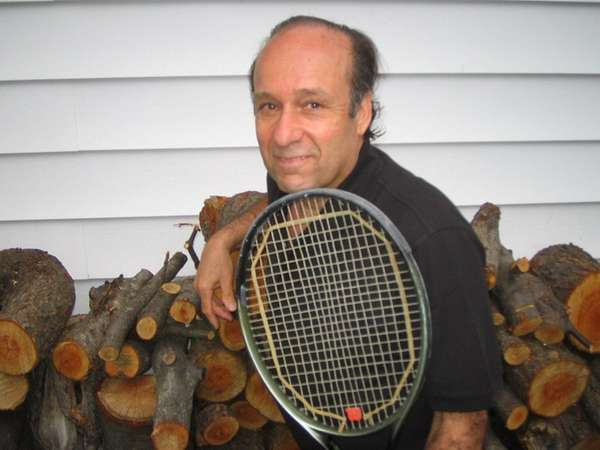 Neil Henry, a therapist and tennis enthusiast from