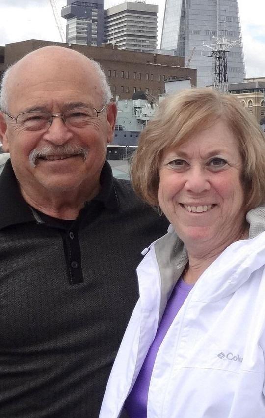 Fred Cohen of Massapequa recalls how he met