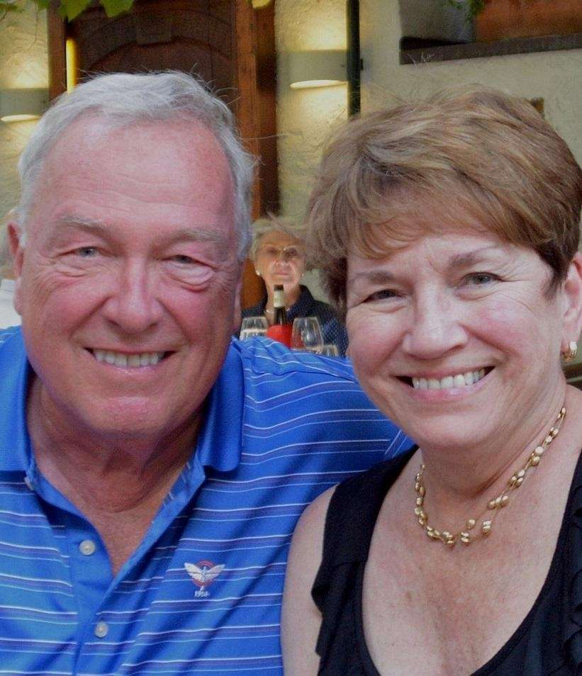 Lucy Seitz of Huntington recalls how she met
