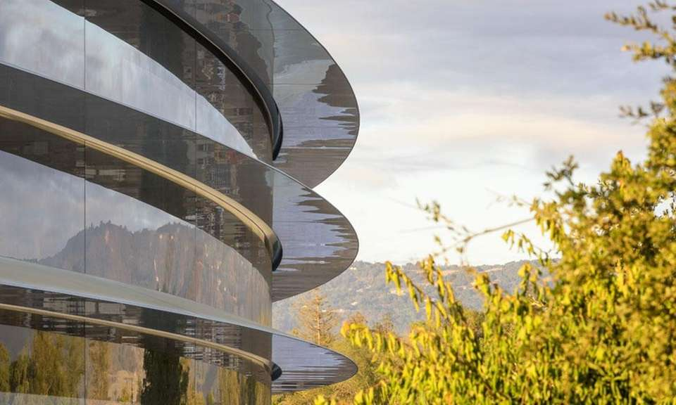In 2017, Apple started to move employees into