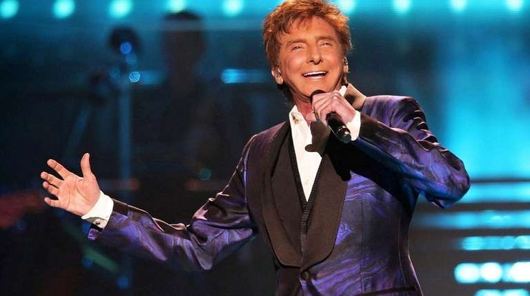 Barry Manilow will play NYCB Live's Nassau Veterans