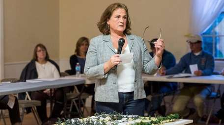 East Hampton Housing Authority executive director Catherine M.