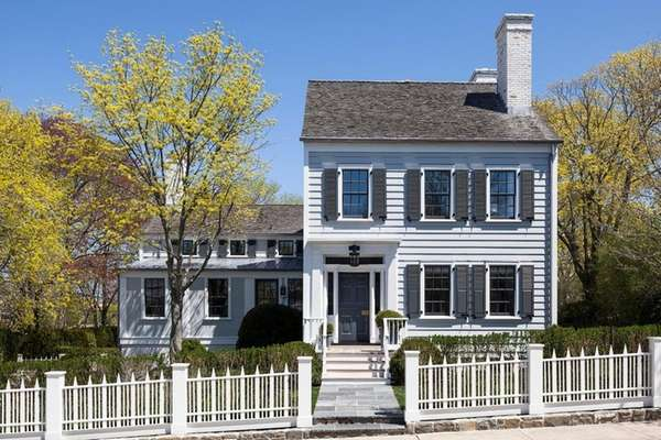 Technology is woven into this circa-1853 Sag Harbor