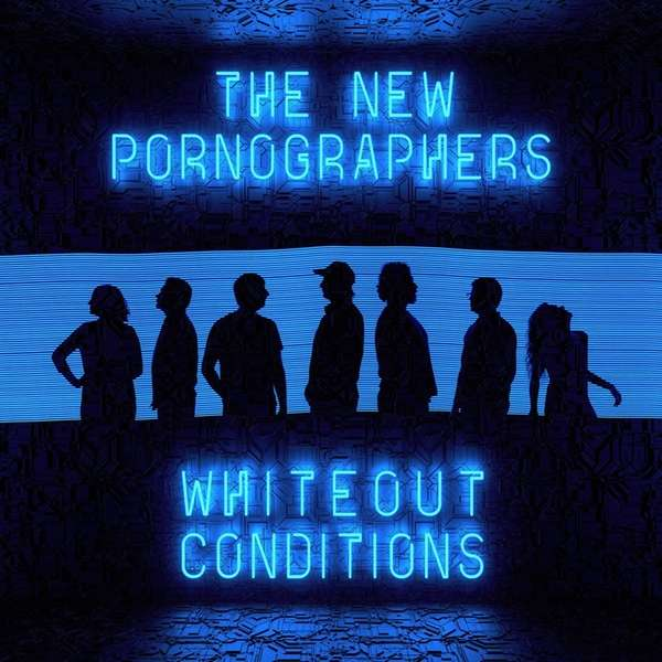 Most of the New Pornographers' latest album,