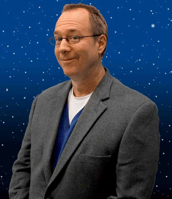 Writer, comedian and actor Joel Hodgson is bringing
