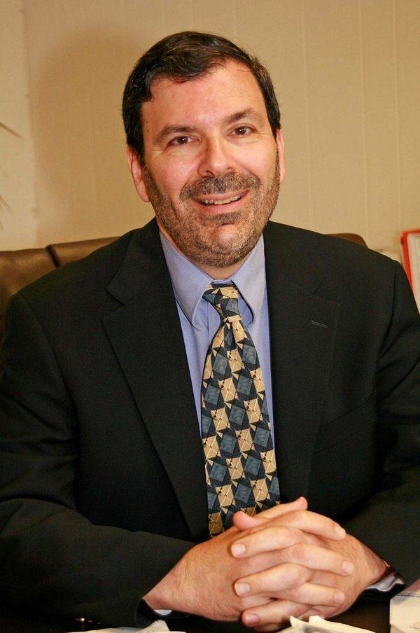 Robert Feirsen, superintendent of the Garden City schools,