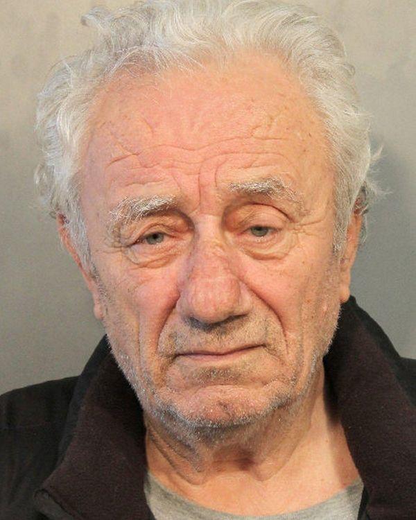 Athanasios Athanasiou, 73, of Farmingdale, was arrested on