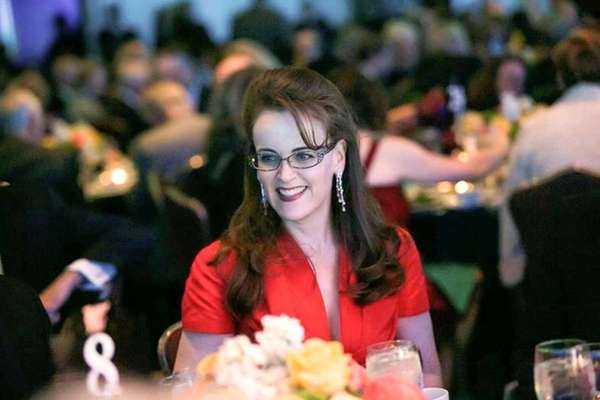 Conservative donor Rebekah Mercer, pictured at the Media