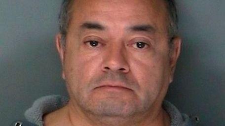 Cesar Gonzales-Mugaburu, 60, of Ridge, is charged with