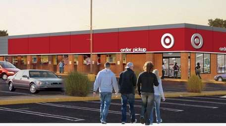 A new smaller-sized Target store is planned for
