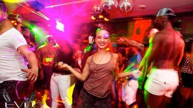 Club Evolution is one spot in Jackson Heights