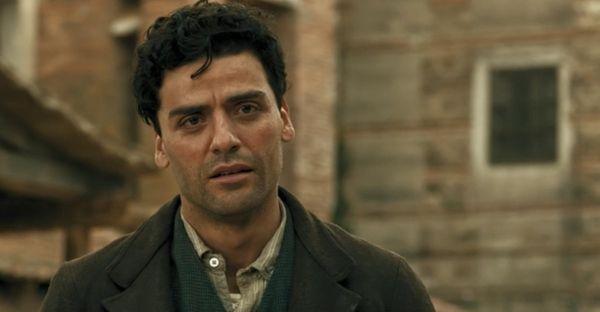 During World War I, an Armenian (Oscar Isaac)