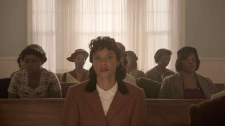 "Oprah Winfrey stars in the HBO movie, ""The"