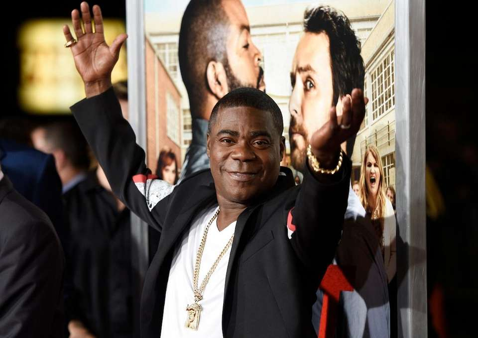 Tracy Morgan, whose most notable role was as