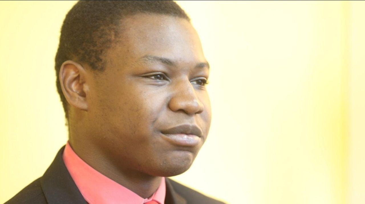 Chaminade High School senior Jude Okonkwo was accepted
