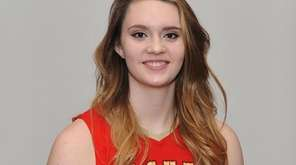 Danielle Cosgrove of Sachem East on Monday, March