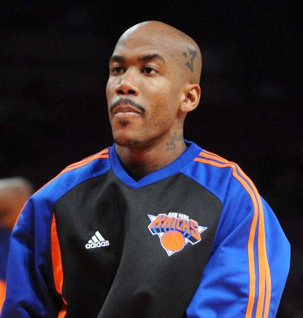 Stephon Marbury spent five-plus seasons with the Knicks