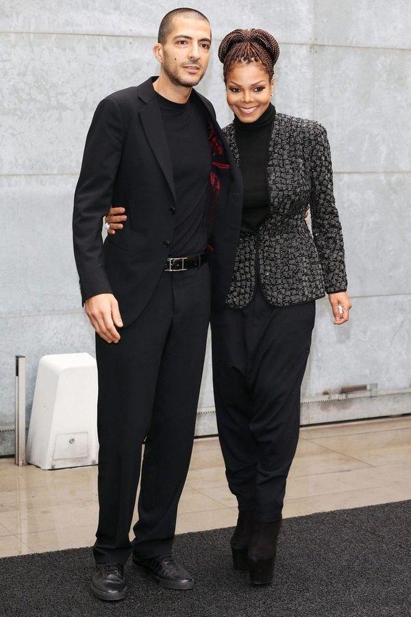 Wissam Al Mana and Janet Jackson secretly married