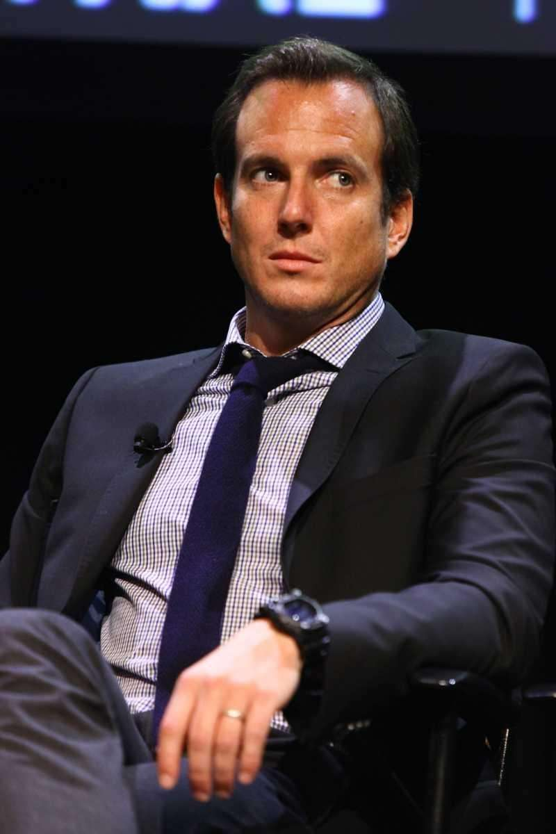 Will Arnett, best known for his role on