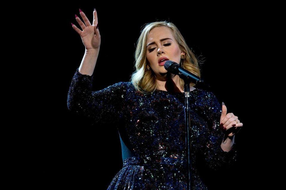Grammy-award winning singer-songwriter Adele was born May 5,