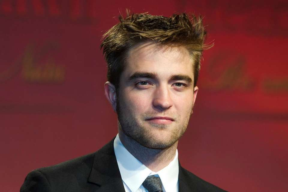 Actor Robert Pattinson was born May 13, 1986.