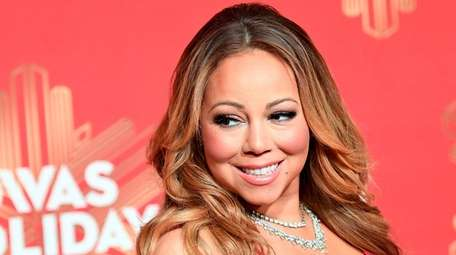 Mariah Carey's latest album will be released later