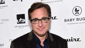 Comedian and actor Bob Saget was born May