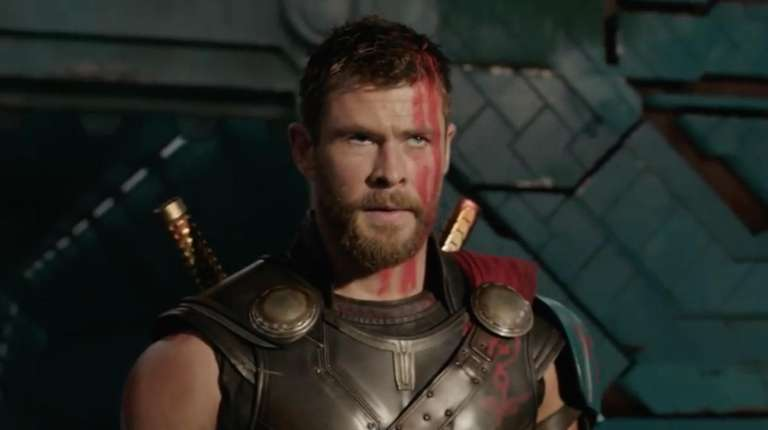 Chris Hemsworth returns as Thor in this latest