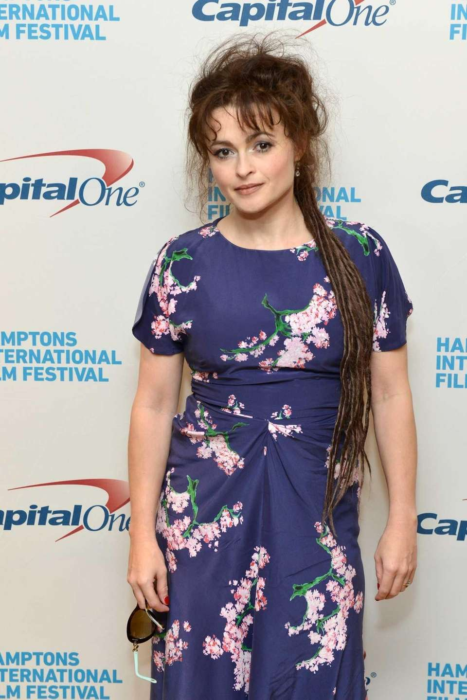 Actress Helena Bonham Carter was born May 26,