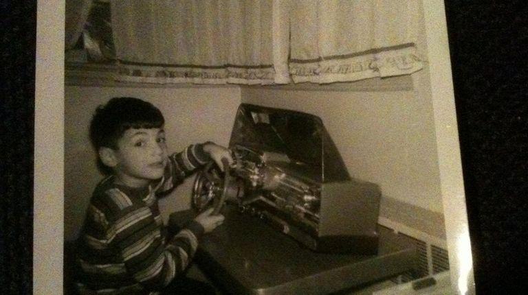 Michael Corio was 5 when his mother, Marian,