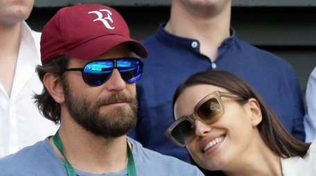 Bradley Cooper and Irina Shayk welcomed their first