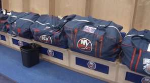 On April 10, 2017, the Islanders cleaned out