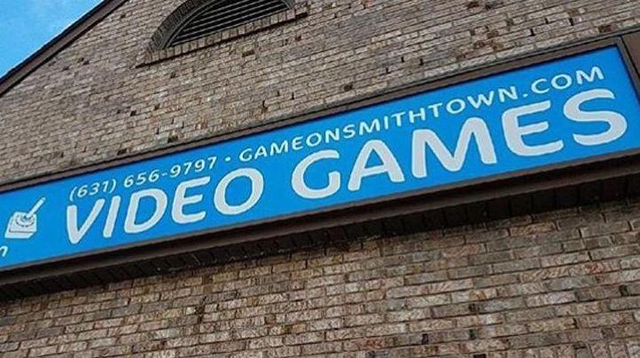 Game On Smithtown, opening Saturday, April 15, 2017,