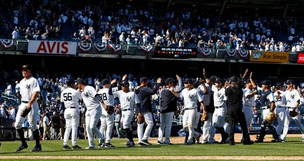 Yankees remain No. 1 on Forbes' most valuable Major League Baseball  franchise list