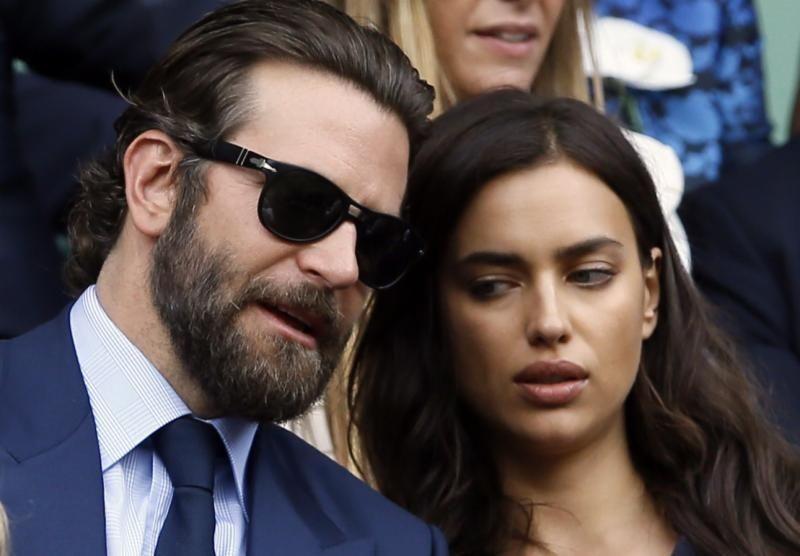 Parents: Bradley Cooper and Irina Shayk Child: Lea